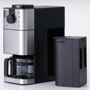 無印良品「豆から挽けるコーヒーメーカー」発売。プロのハンドドリップの味と香りを再現