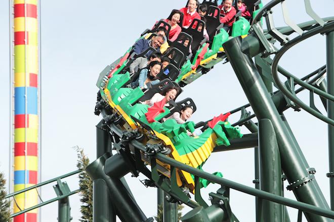 legoland-japan_The Dragon