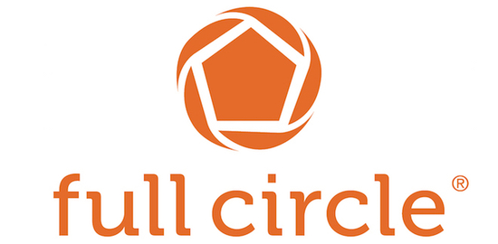 FC Logo Stacked Tagline orange CMYK