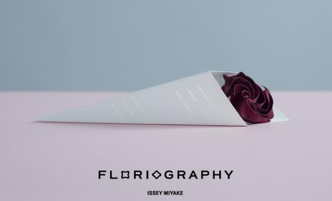 isseymiyake-floriography