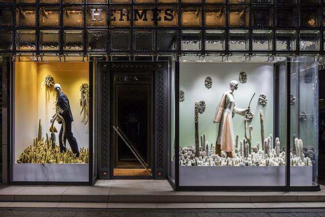 小田康平「旅の途中」2016年 © Satoshi Asakawa / Courtesy of Hermès Japon