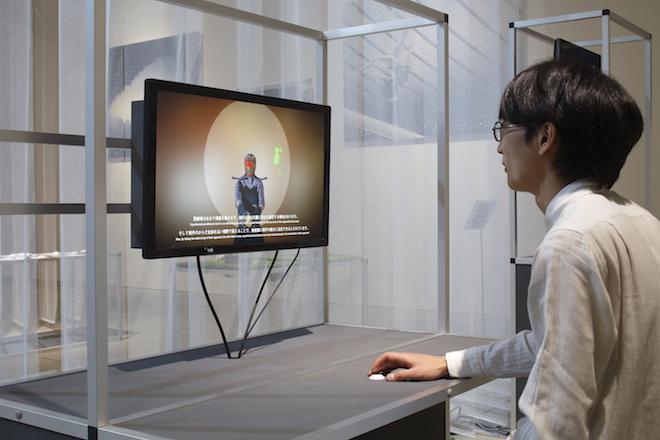 「アスリート展」開催。アスリートの世界をデザインの視点から体感できる展覧会