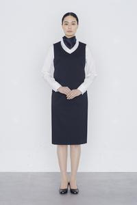ハイク、羽田空港「パワーラウンジ」スタッフの新制服をデザイン