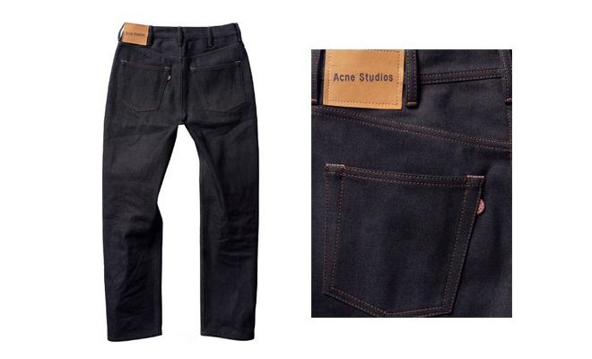 acneblakonst-jeans