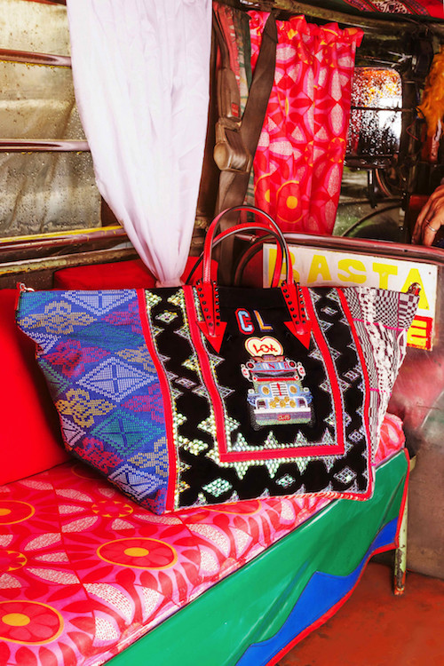 a5944694e61 クリスチャン ルブタン、新作トートを新宿伊勢丹メンズ館で世界先行発売 ...