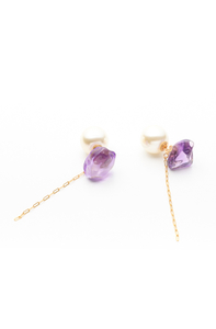 2way Gemstone Pierces  23,760円(税込)