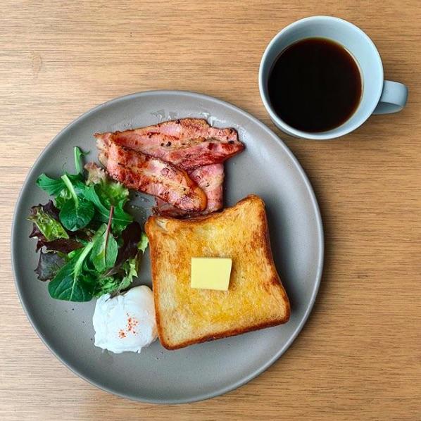 ウッドベリーコーヒーロースターズ渋谷店の人気メニュー「Classic Breakfast」