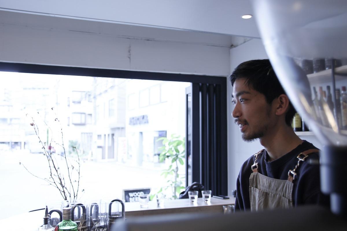 今回お話をお伺いした、ウッドベリーコーヒーロースターズ代表・木原武蔵さん