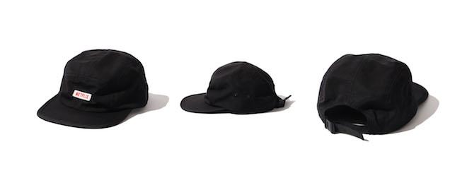 Netflix × BEAMS CAP Color:BLACK Price:¥4,950(inc.tax) Size:ONE SIZE