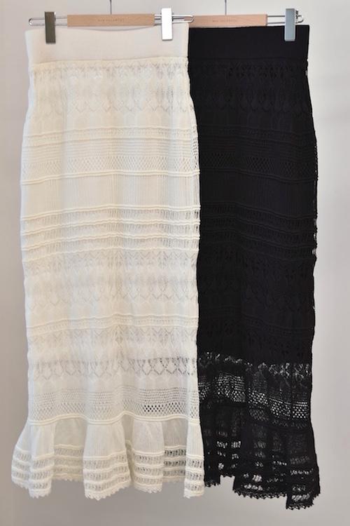 スカート:¥26,400